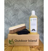 Outdoor Island Douglas Picknicktafel Model X