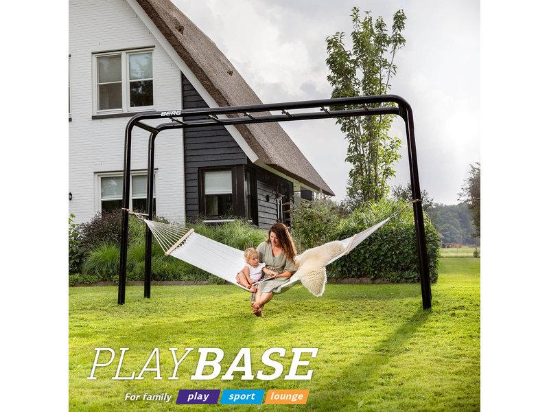 BERG Playbase 3-in-1 Medium met rekstok en ladder