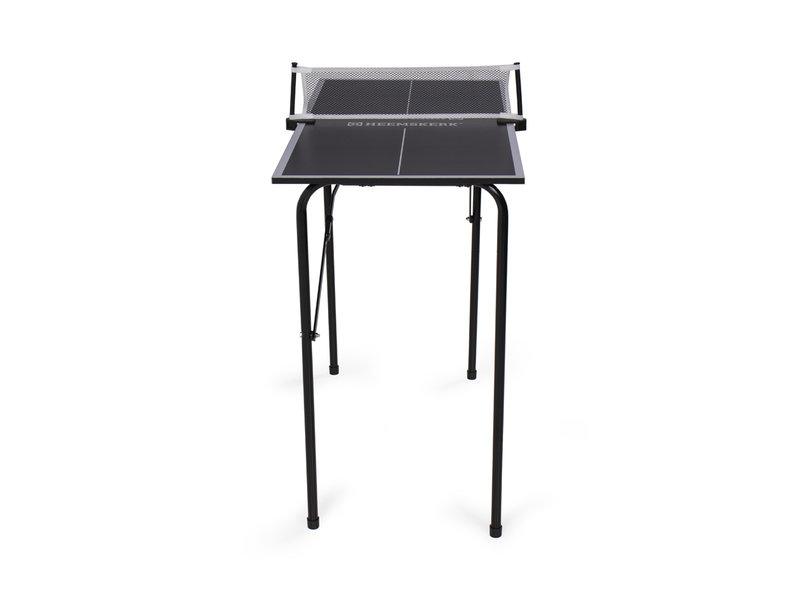 Heemskerk Tafeltennistafel Mini 400 zwart