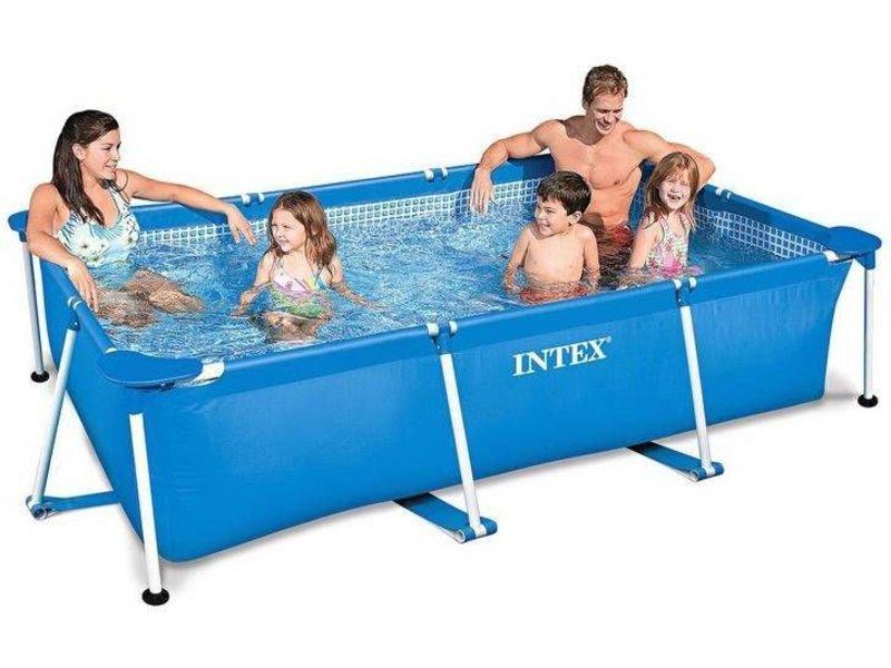 Intex Metal Frame Pool 300x200x75 - met filterpomp