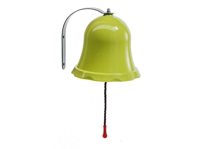 Bel voor speelhuis - limoen groen