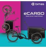 Bimas  eCARGO 3.3 Lapis Blue e-bakfiets