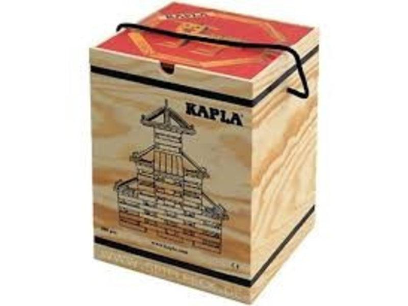 Kapla Blank met Voorbeeldboek Deel 1 - 280 Plankjes