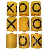 OXO-spinners (set van 9 stuks)