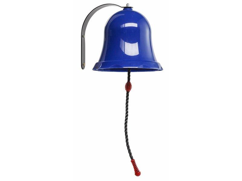 Bel voor speelhuis - blauw
