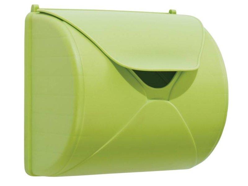brievenbus - limoen groen