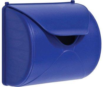 Brievenbus - blauw