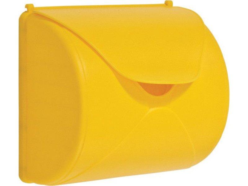 Brievenbus - geel