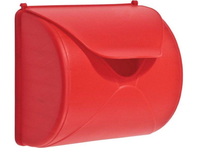 Brievenbus - rood