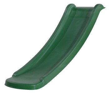 Losse glijbaan Toba voor platformhoogte 60 cm - Groen
