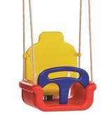 Babyzitje groeimodel rood/geel/blauw