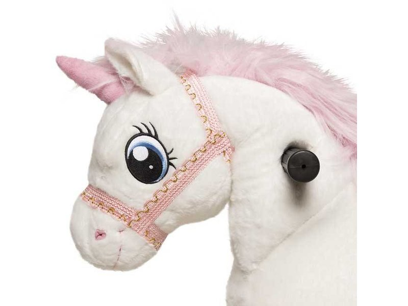Animal Riding Eenhoorn Melody Small wit