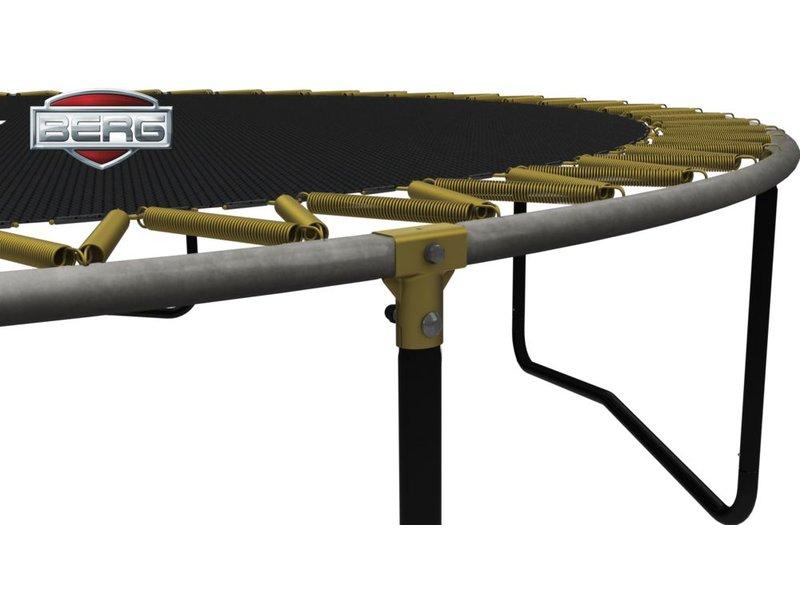 BERG Elite Trampoline Groen Ø430 met veiligheidsnet