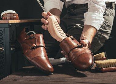 Schoenreparaties