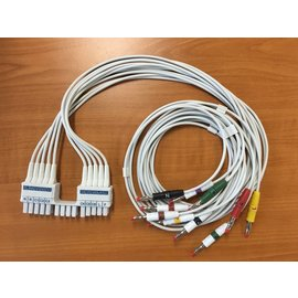 Mortara - Burdick Mortara - Burdick - 10-Lead connection kabel (IEC)