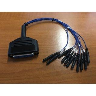 Bionen Headcap kabel - 10 pre-wired elektrode - 1.5mm female TP - Universal