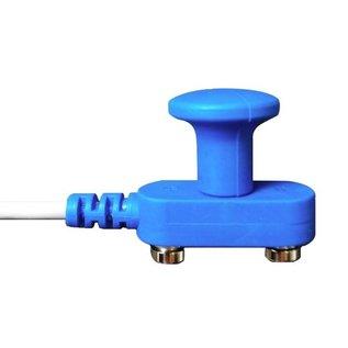 Bionen Bipolar Stimulating Electrodes, velcro band L=35cm, spacing 25mm, kabel L=150cm - 5 pole DIN