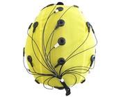 Pre-Wired Universal Headcap -Flat External Electrodes