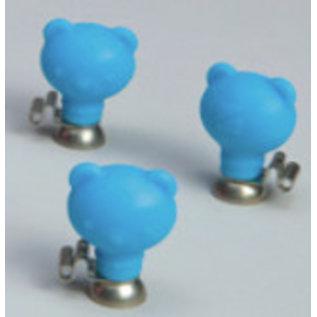 Nihon Kohden Borst Electrode - kind - 4 mm