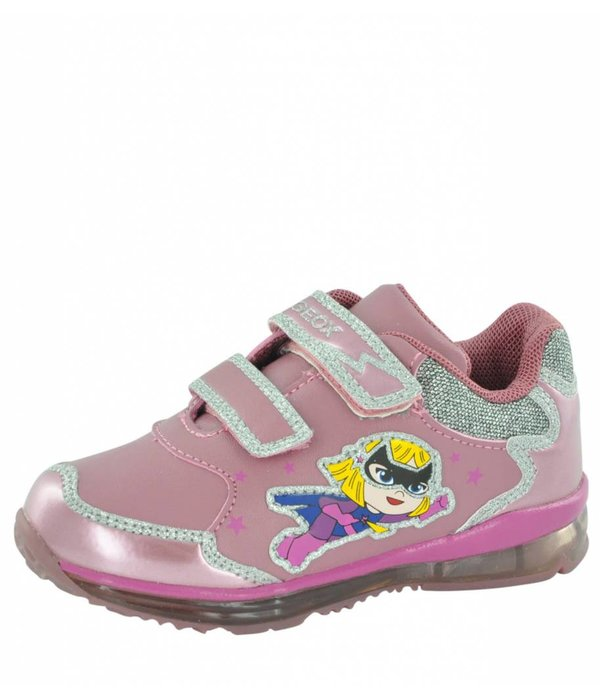 Geox Kids B7485A Todo Girl Girl's Trainers