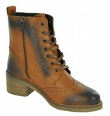 Be Natural by Jana Be Natural 25200-29 Women's Ankle Boots