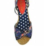 Ruby Shoo Molly 09093 Women's Wedge Sandals