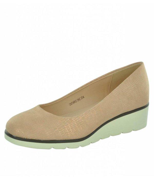 Zanni & Co Ontario Women's Wedge Shoe