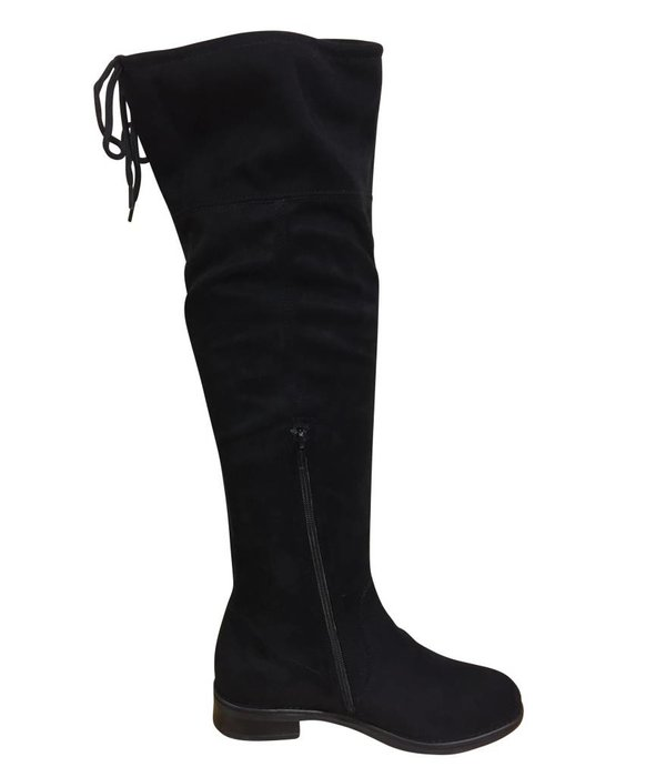 D8571 Women's Over-the-Knee Boots