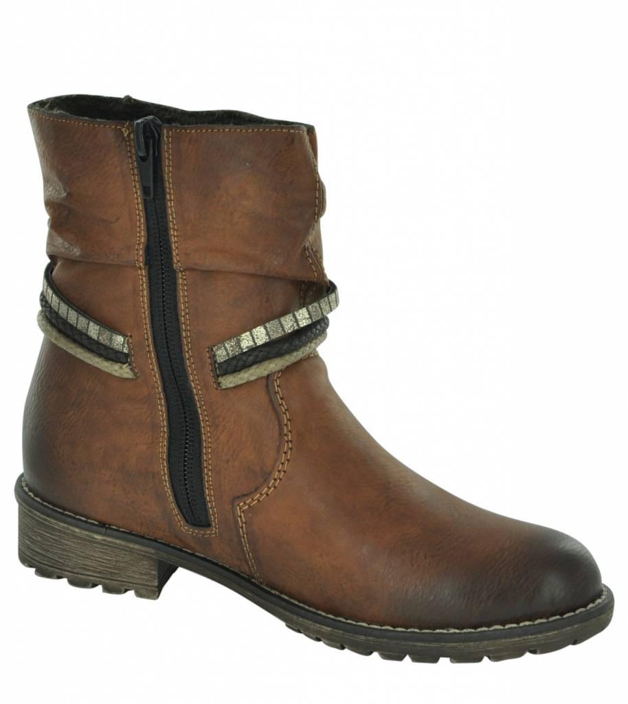 a1647e9ff3718 Buy Rieker Kids K3458 Girl's Ankle Boots Online - Shoe Republik™