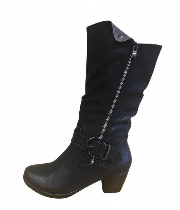 Zanni & Co Manson Classic Women's Knee Boots