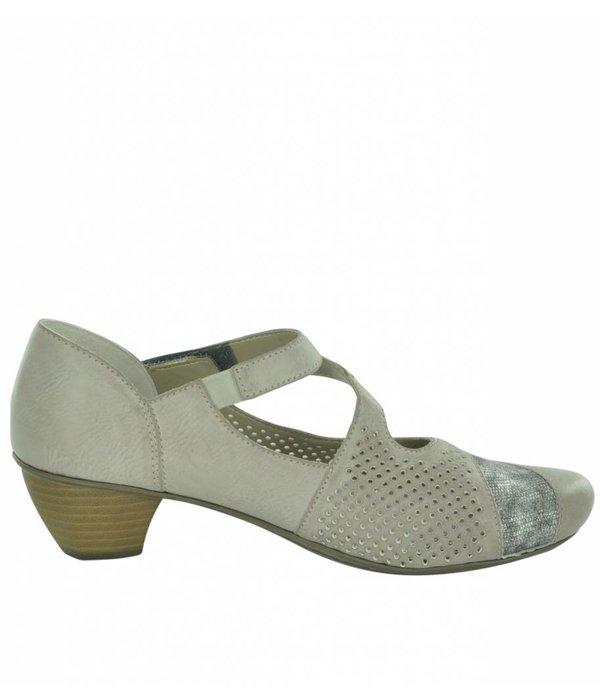 Rieker 41743 Women's Comfort Court Shoes