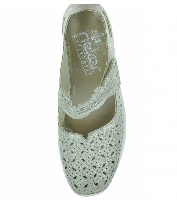 Rieker 587G5 Women's Comfort Shoes