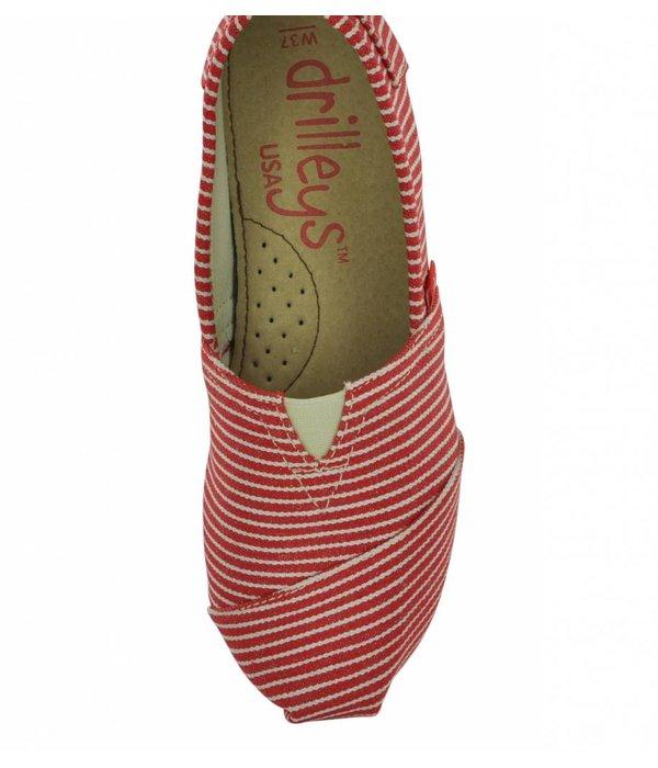 Drilleys Classic Stripe Women's Espadrilles