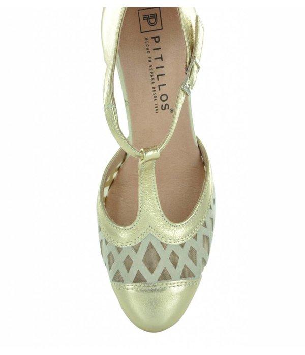 Pitillos 5060 Women's T-Bar Heels