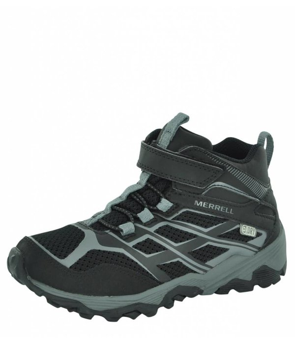 popular design later many fashionable Moab Mid AC Boy's Waterproof Boots