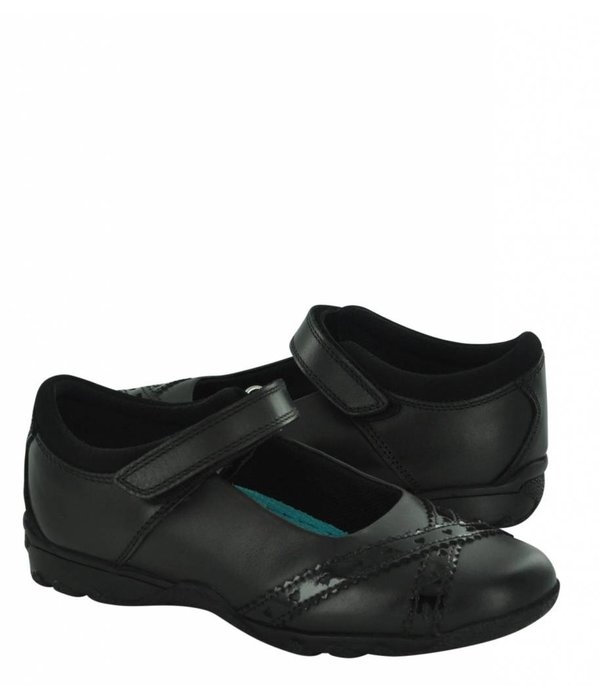 Hush Puppies Olivia 8210 Girl's School Shoes