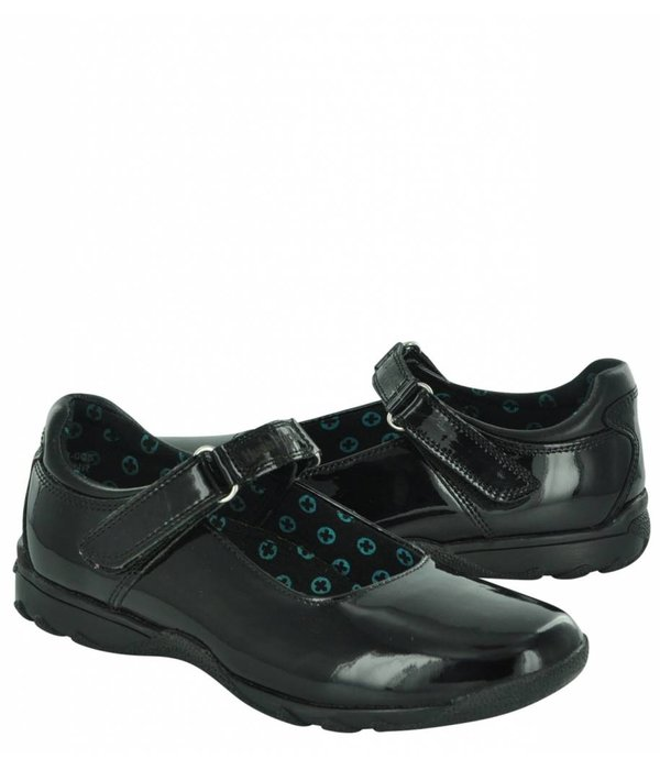 Hush Puppies Hush Puppies Louise Jnr 8108 Girl's School Shoes