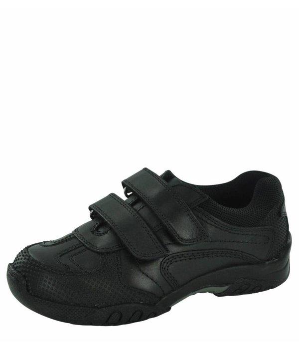 Hush Puppies Jezza 8096 Boy's School Shoes