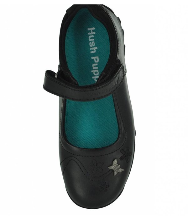 Hush Puppies Hush Puppies Clare Jnr 8171 Girl's School Shoes