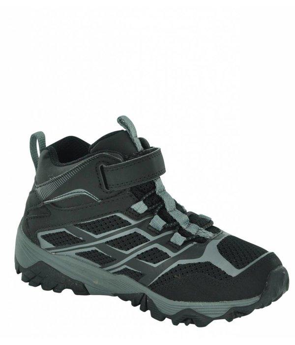 Merrell Moab Mid AC Boy's Waterproof Boots