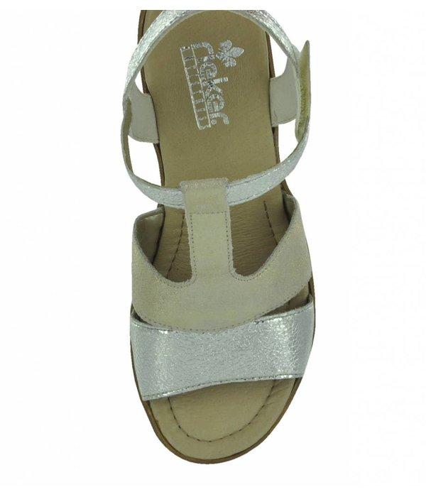 Rieker 67503 Women's Wedge Sandals