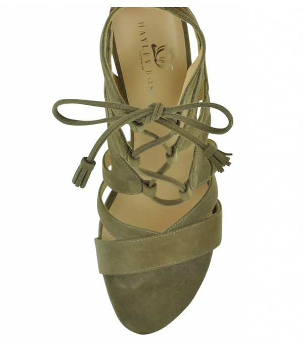 Hayley Rose T2175 Millie Women's Strappy Sandals