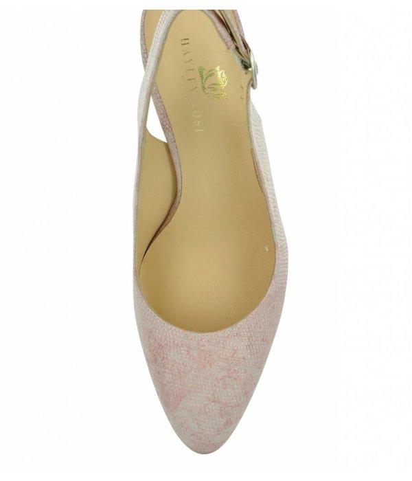 Hayley Rose T2567 Gemma Women's Court Shoes