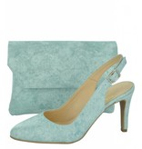 Hayley Rose Hayley Rose T2567 Gemma Women's Court Shoes