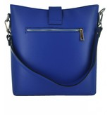 Toscanio Giovanna A06 Women's Leather Shoulder Bag