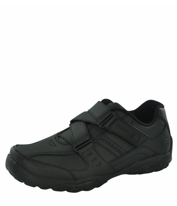 Skechers Kids Grambler - Zeem 96314L Boy's School Shoes