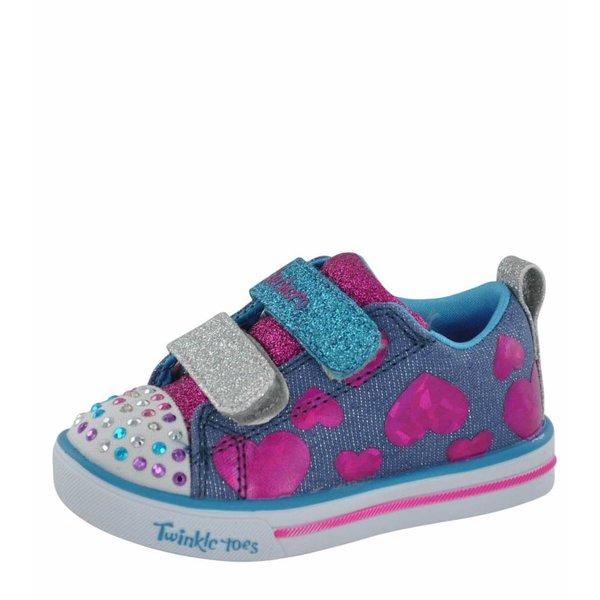 Skechers Kids Sparkle Lite - Flutter Fab 20051N