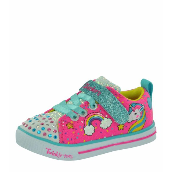 Skechers Kids Sparkle Lite - Unicorn Craze 10988N