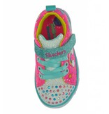 Skechers Kids Sparkle Lite - Unicorn Craze 10988N Girl's Shoes