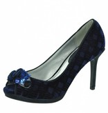Ruby Shoo Sonia 09134 Women's Court Shoes